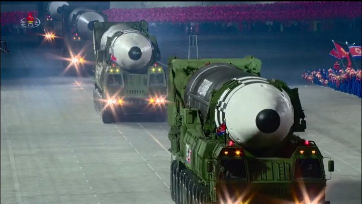 North Korea Launches Two Ballistic Missiles in First Provocation to Biden