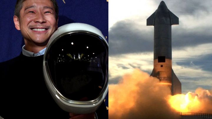 Need a Getaway? This Japanese Man Will Take You to the Moon